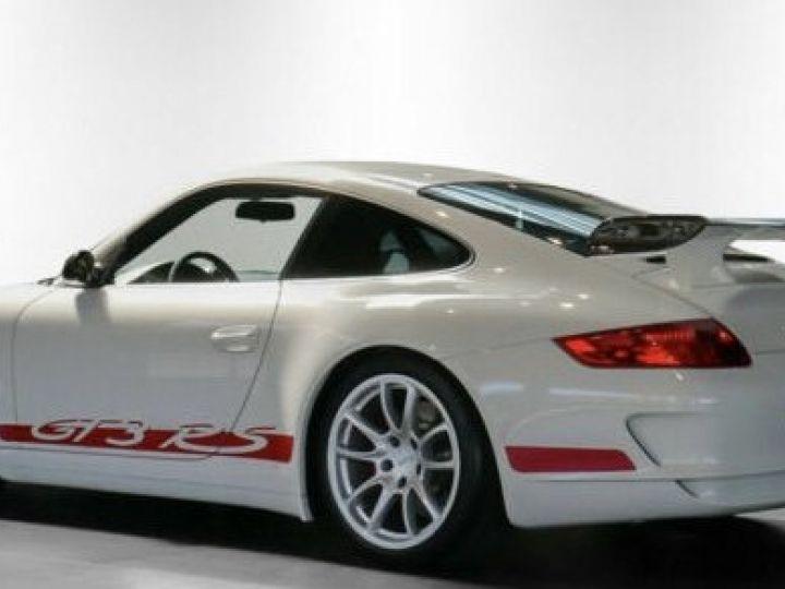 Porsche GT3 997 GT3 RS 415 CV  BLANC - 3