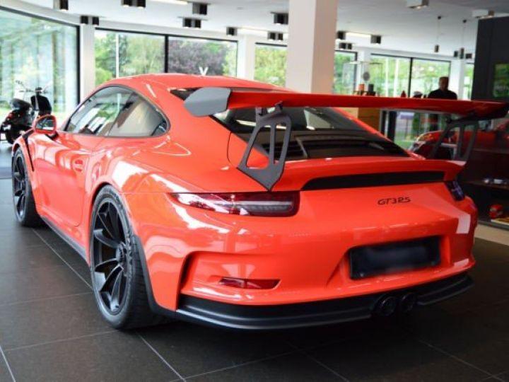 Porsche GT3 RS rouge - 4