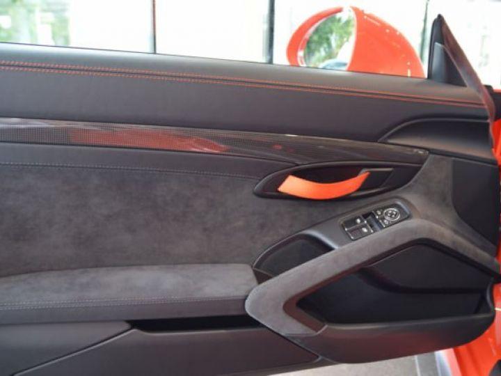 Porsche GT3 RS rouge - 7
