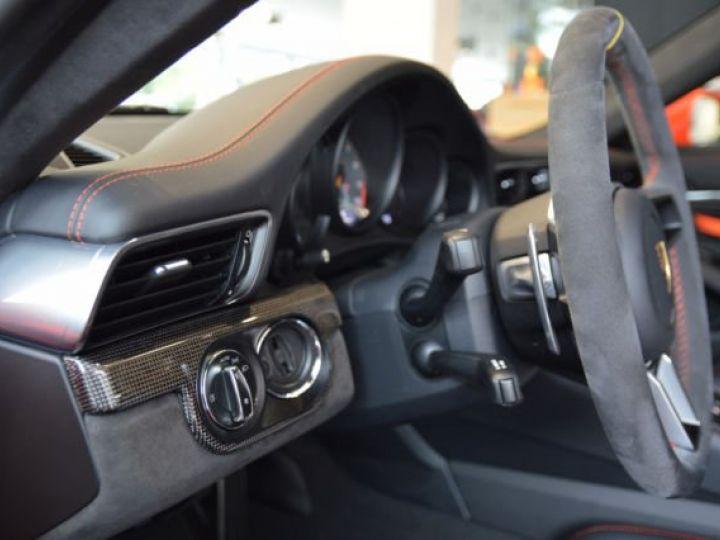 Porsche GT3 RS rouge - 8
