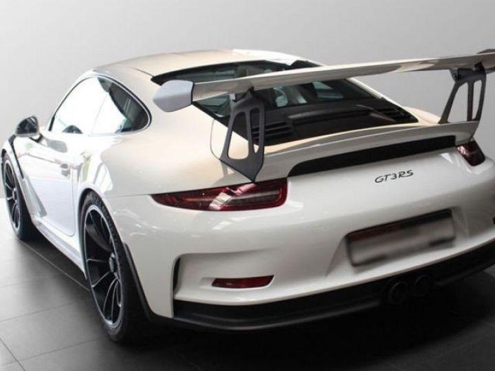 Porsche GT3 RS clubsport blanc - 3