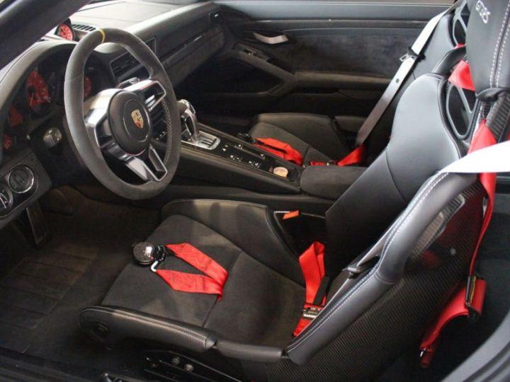 Porsche GT3 RS clubsport blanc - 5