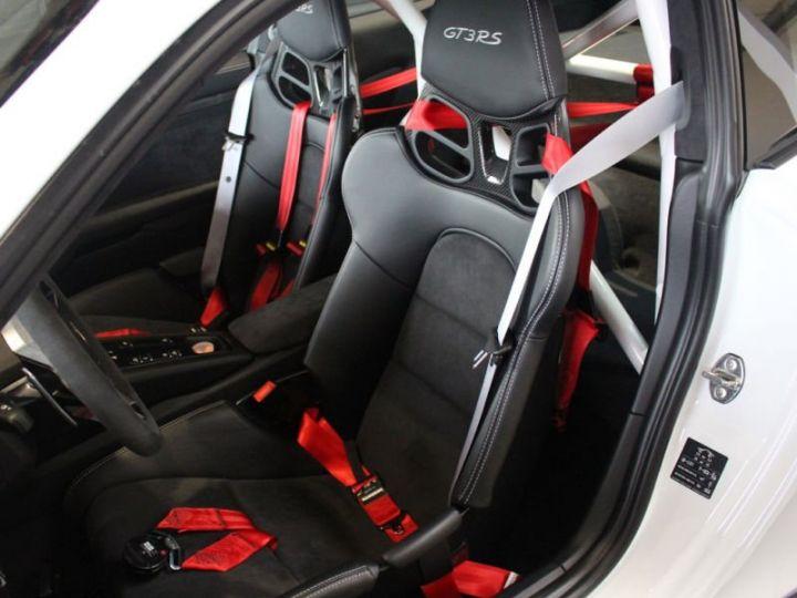 Porsche GT3 RS clubsport blanc - 6