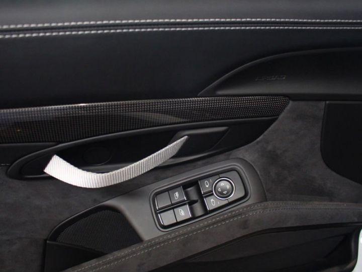 Porsche GT3 RS clubsport blanc - 8