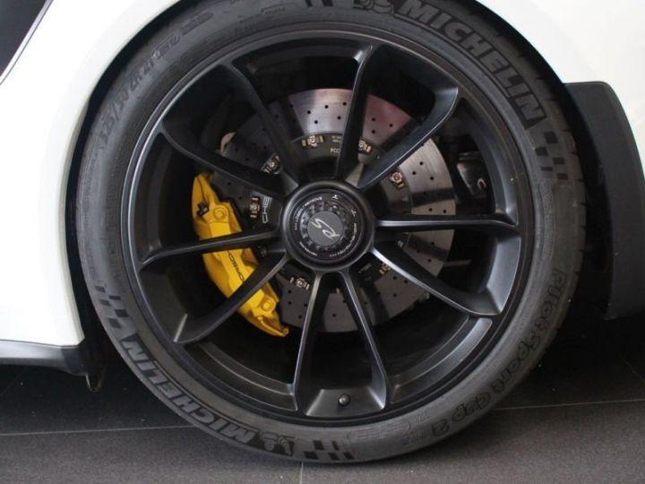 Porsche GT3 RS clubsport blanc - 9