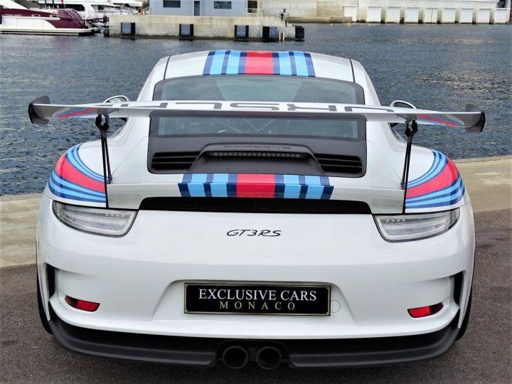 Porsche GT3 RS PDK 500 CV MARTINI RACING - MONACO Blanc - 5