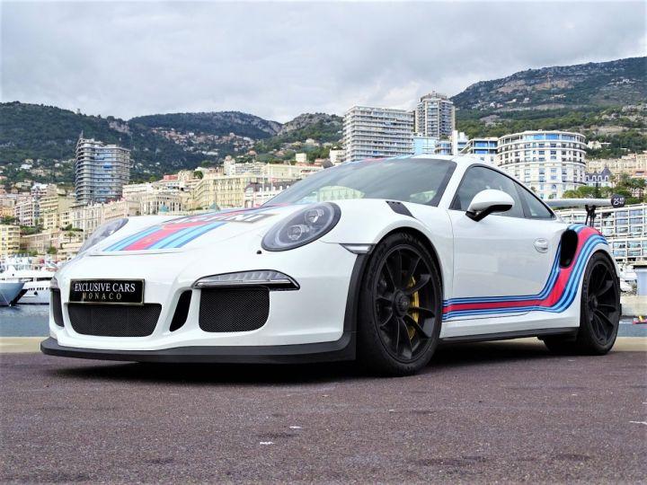 Porsche GT3 RS PDK 500 CV MARTINI RACING - MONACO Blanc - 14