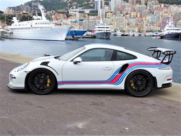 Porsche GT3 RS PDK 500 CV MARTINI RACING - MONACO Blanc - 15