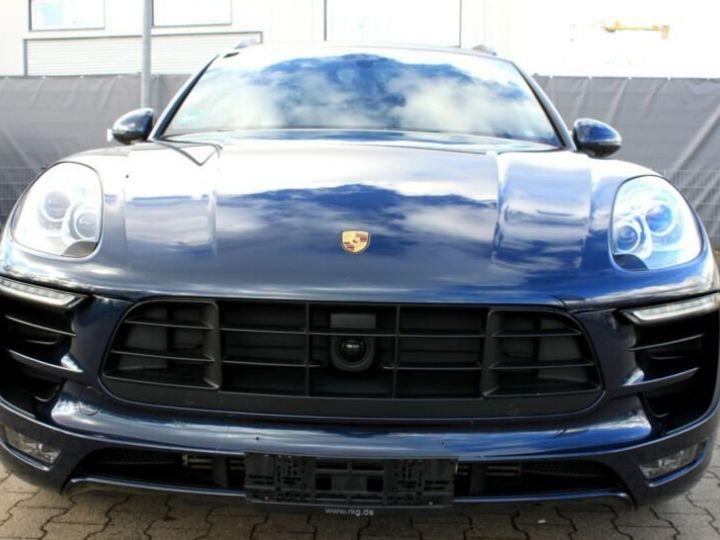 Porsche Macan bleu nuit - 3