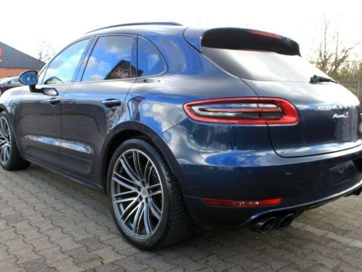 Porsche Macan bleu nuit - 5