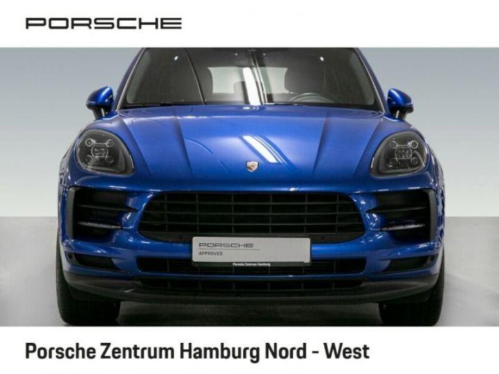 Porsche Macan bleu  - 3