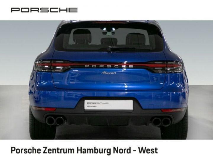 Porsche Macan bleu  - 4