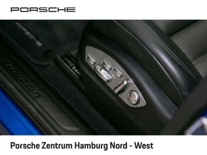 Porsche Macan bleu  - 9