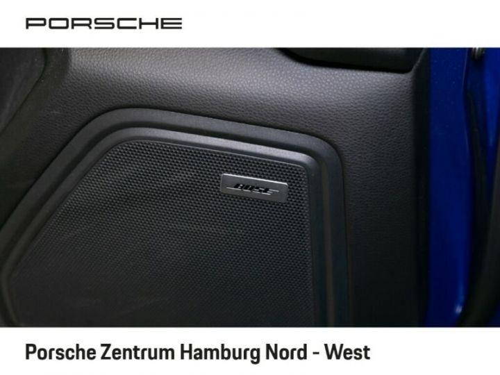 Porsche Macan bleu  - 12