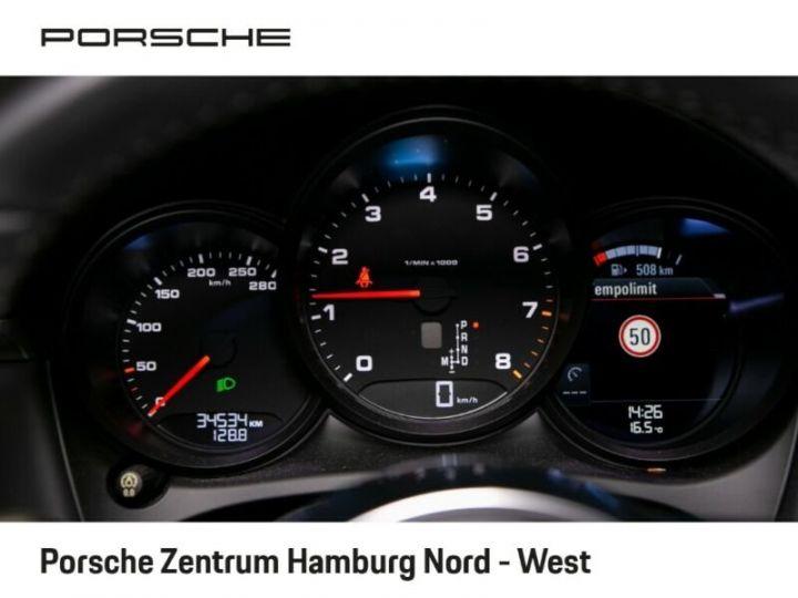 Porsche Macan bleu  - 13