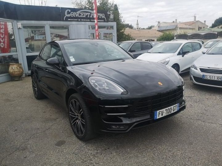 Porsche Macan NOIR METAL Occasion - 2
