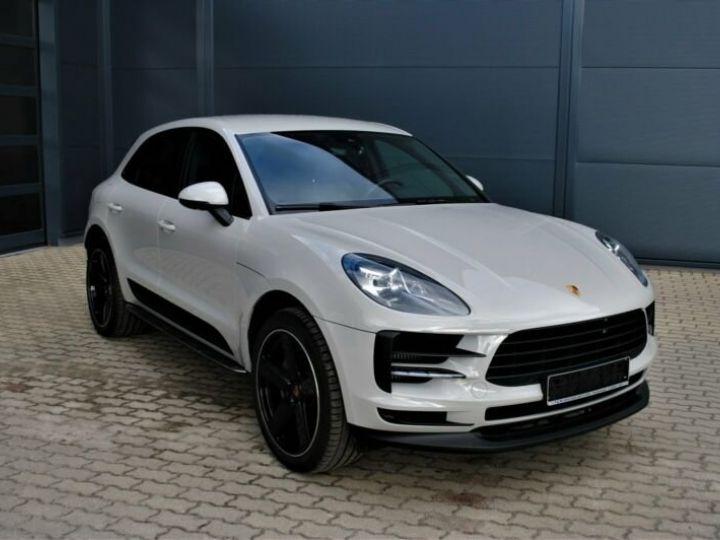 Porsche Macan blanc craie - 1