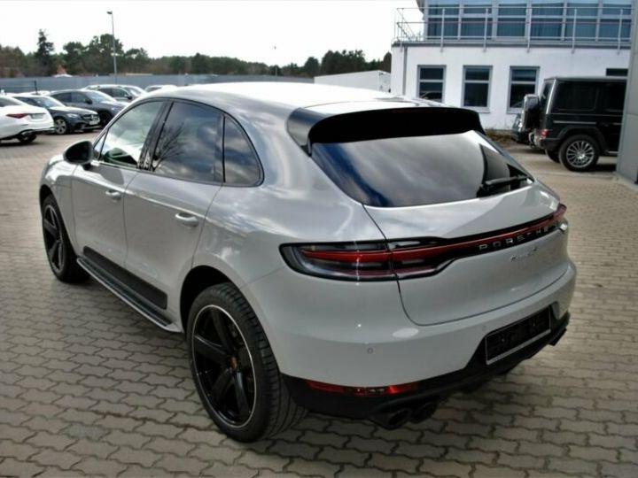 Porsche Macan blanc craie - 3