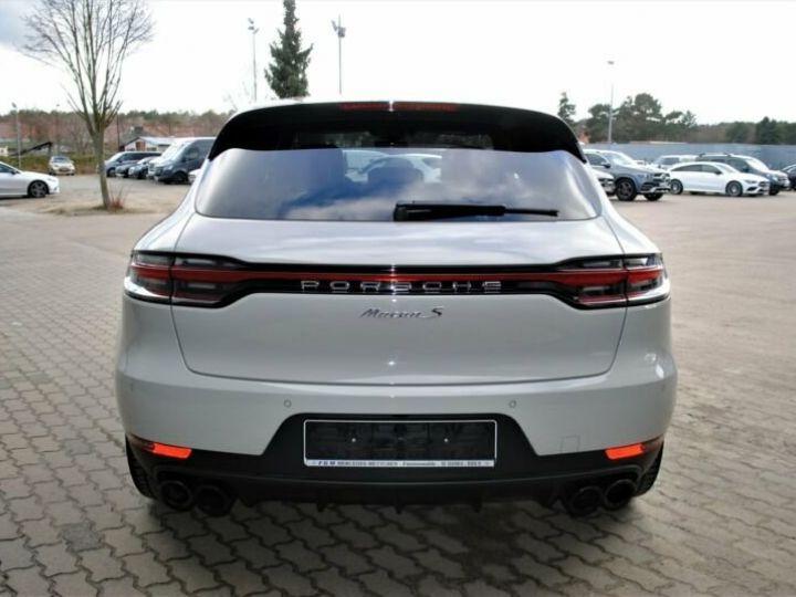 Porsche Macan blanc craie - 5