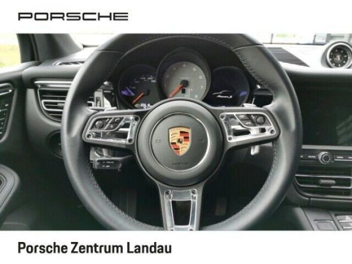 Porsche Macan gris volcano - 6