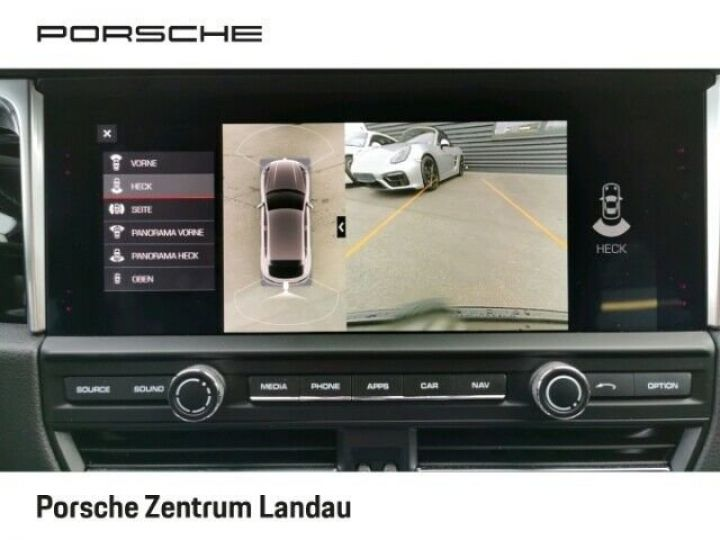 Porsche Macan gris volcano - 9