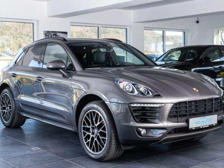 Porsche Macan gris  - 7