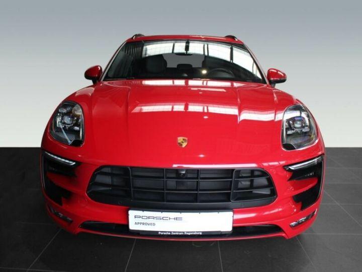 Porsche Macan rouge - 5