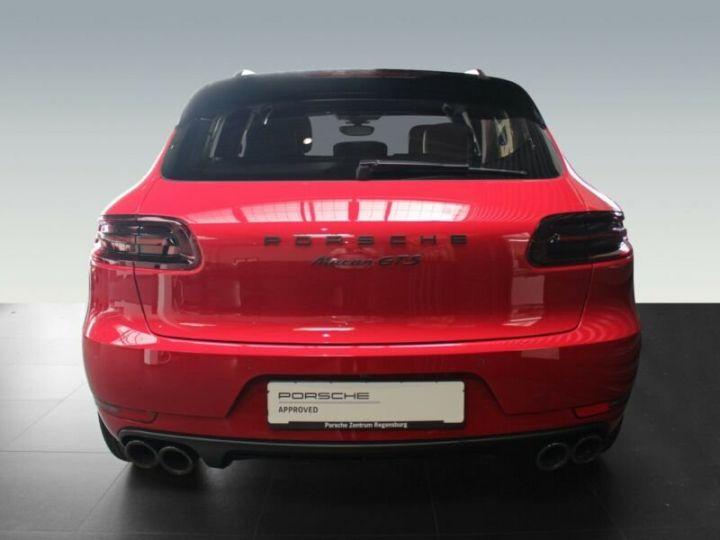 Porsche Macan rouge - 6