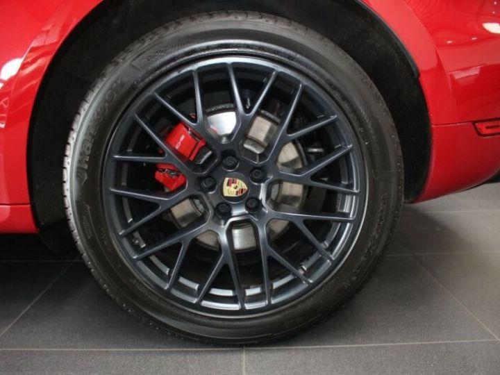 Porsche Macan rouge - 7