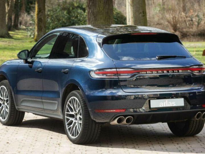 Porsche Macan bleu  - 6