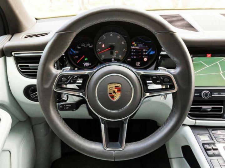 Porsche Macan bleu  - 8