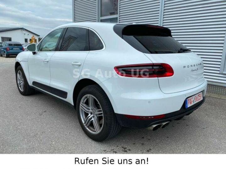 Porsche Macan Blanc - 10