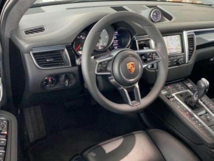 Porsche Macan cuir noir - 3