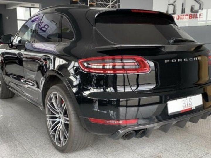 Porsche Macan cuir noir - 5