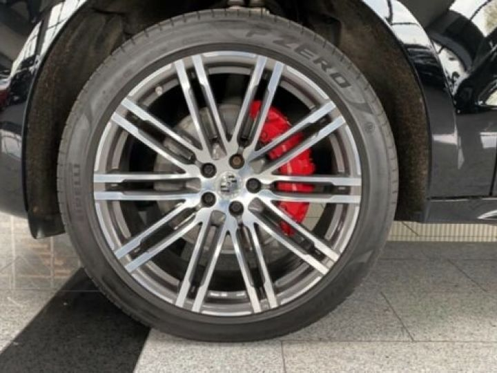 Porsche Macan cuir noir - 6