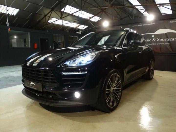 Porsche Macan noir - 1
