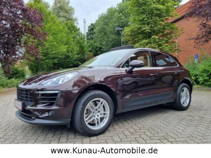 Porsche Macan Bordeaux ( Acajou) - 5