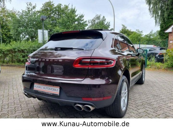 Porsche Macan Bordeaux ( Acajou) - 9