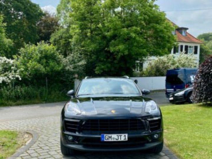 Porsche Macan Noir métallisée  - 2