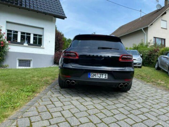 Porsche Macan Noir métallisée  - 4