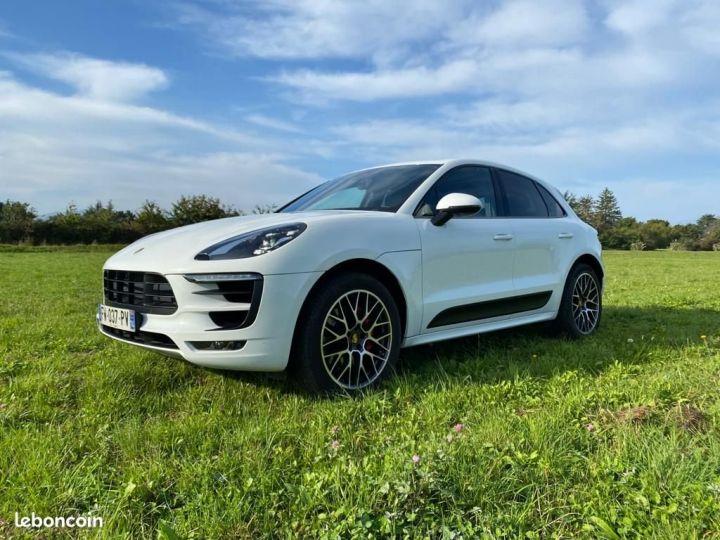 Porsche Macan Blanc Occasion - 1