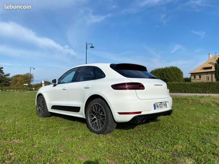 Porsche Macan Blanc Occasion - 3