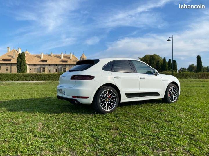 Porsche Macan Blanc Occasion - 4