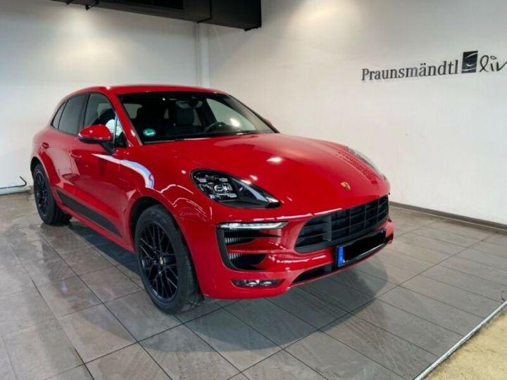 Porsche Macan # 1ere Main/2017/28000Kms Rouge - 1