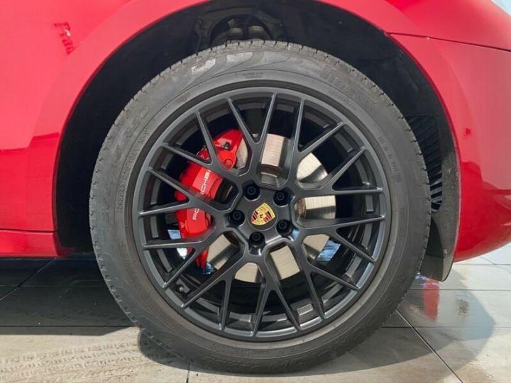 Porsche Macan # 1ere Main/2017/28000Kms Rouge - 4