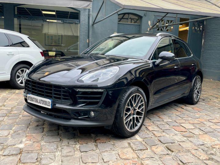 Porsche Macan 2.0 Noir Métal - 1