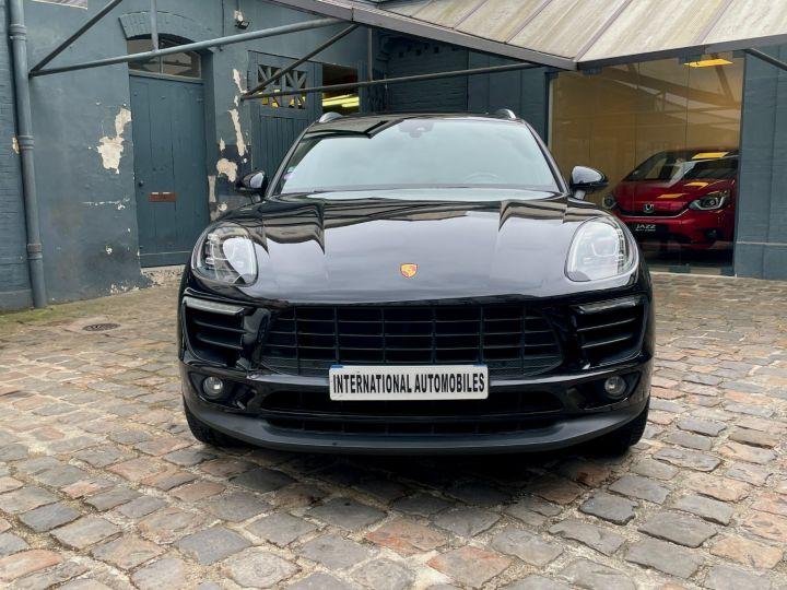 Porsche Macan 2.0 Noir Métal - 2