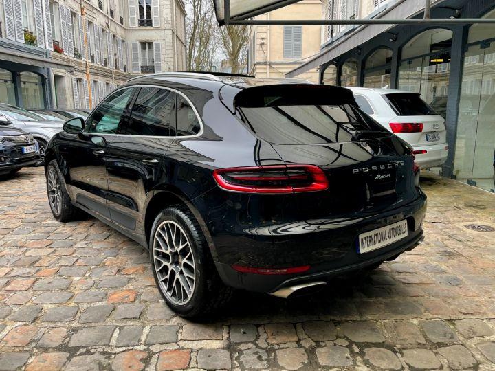 Porsche Macan 2.0 Noir Métal - 7