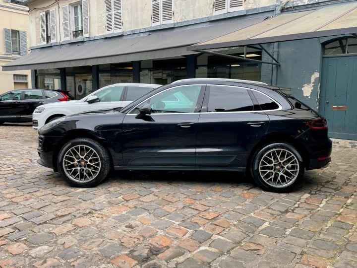 Porsche Macan 2.0 Noir Métal - 8