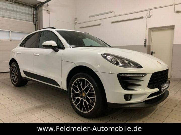 Porsche Macan 2.0 252ch PDK*Approved*Panorama*Livraison* Garante 12 Mois Blanc - 2